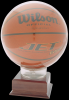Click this Image to visit the Basketball Display Case category.
