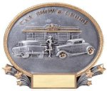 Car Show and Cruise Resin Car/Automobile Trophy Awards