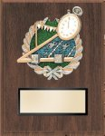 Swimming Resin Plaque Mount Award Swimming Trophy Awards